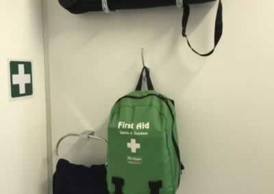 3B First Aid Kit and Oxygen